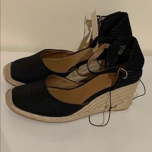 H&M wedge shoes